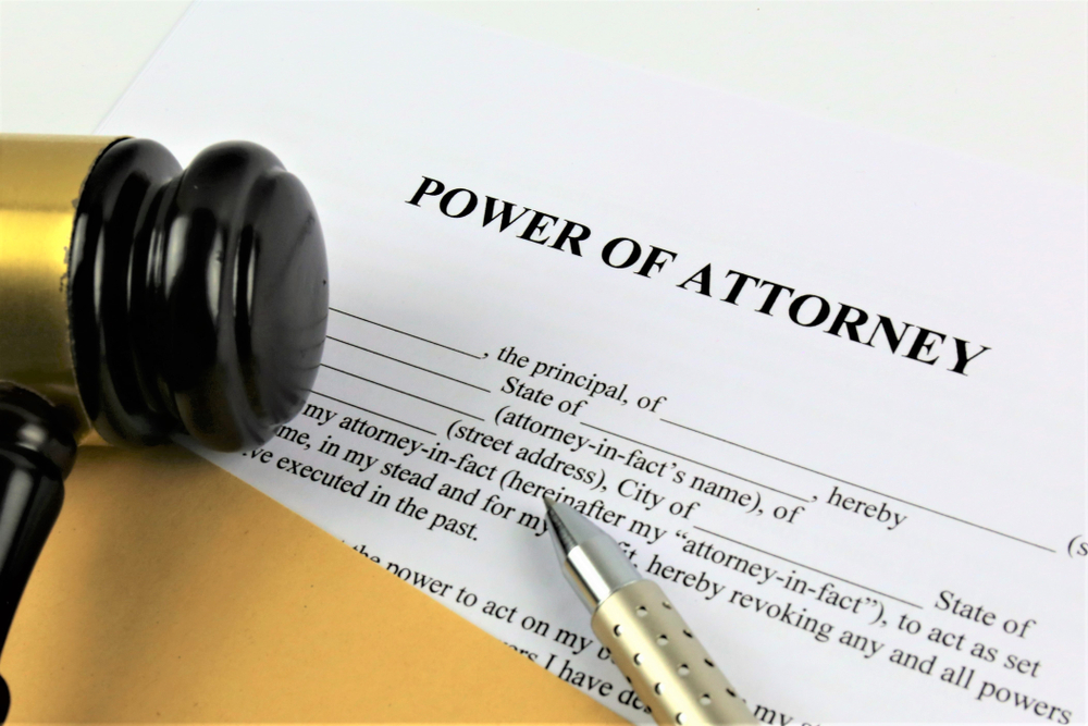 Various kinds of Power Attorney